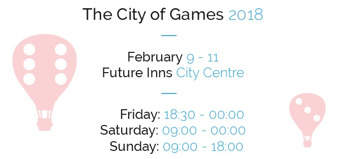 city of games games news