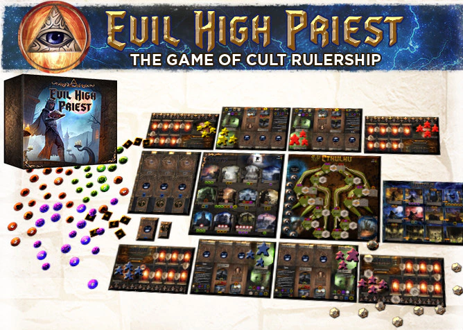 evil high priest games news