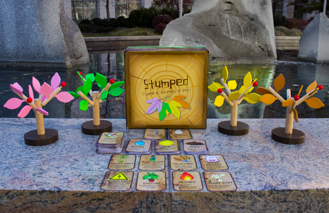 stumped games news