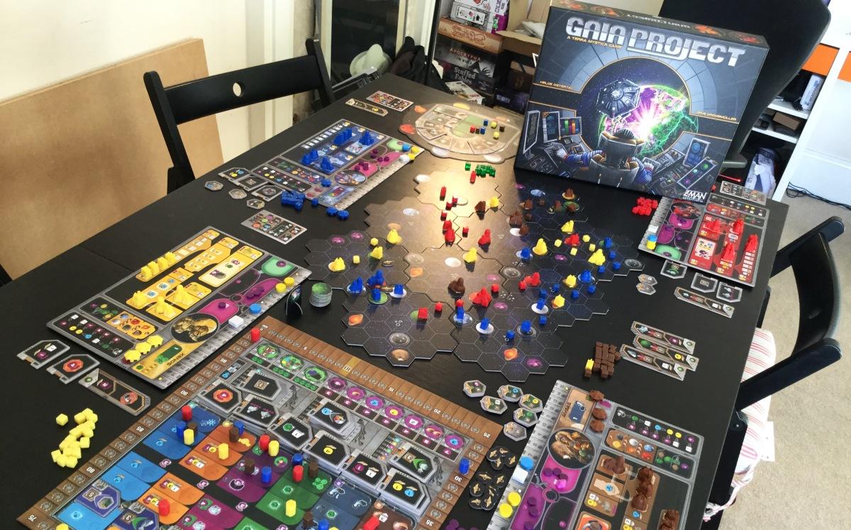 Review: Gaia Project » Shut Up & Sit Down image