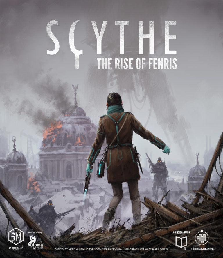 scythe rise of fenris games news