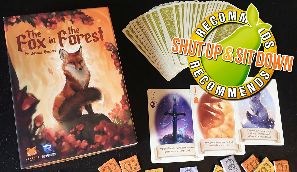 Review: The Fox in the Forest » Shut Up & Sit Down image