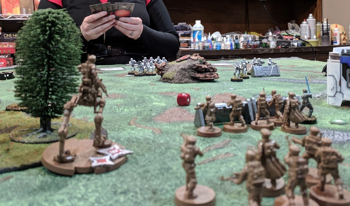 Review: Star Wars: Legion - Shut Up & Sit Down