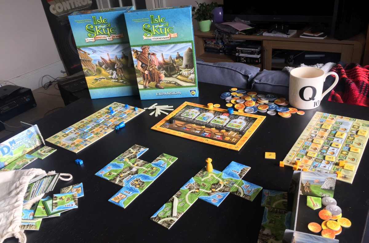 Review – Isle of Skye: Journeyman » Shut Up & Sit Down image
