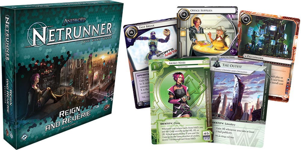 agreement for Netrunner, which means that Fantasy