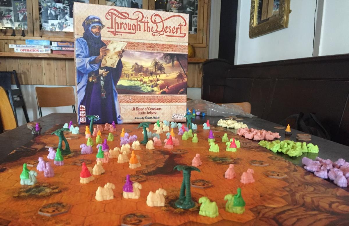 Review: Through the Desert » Shut Up & Sit Down image