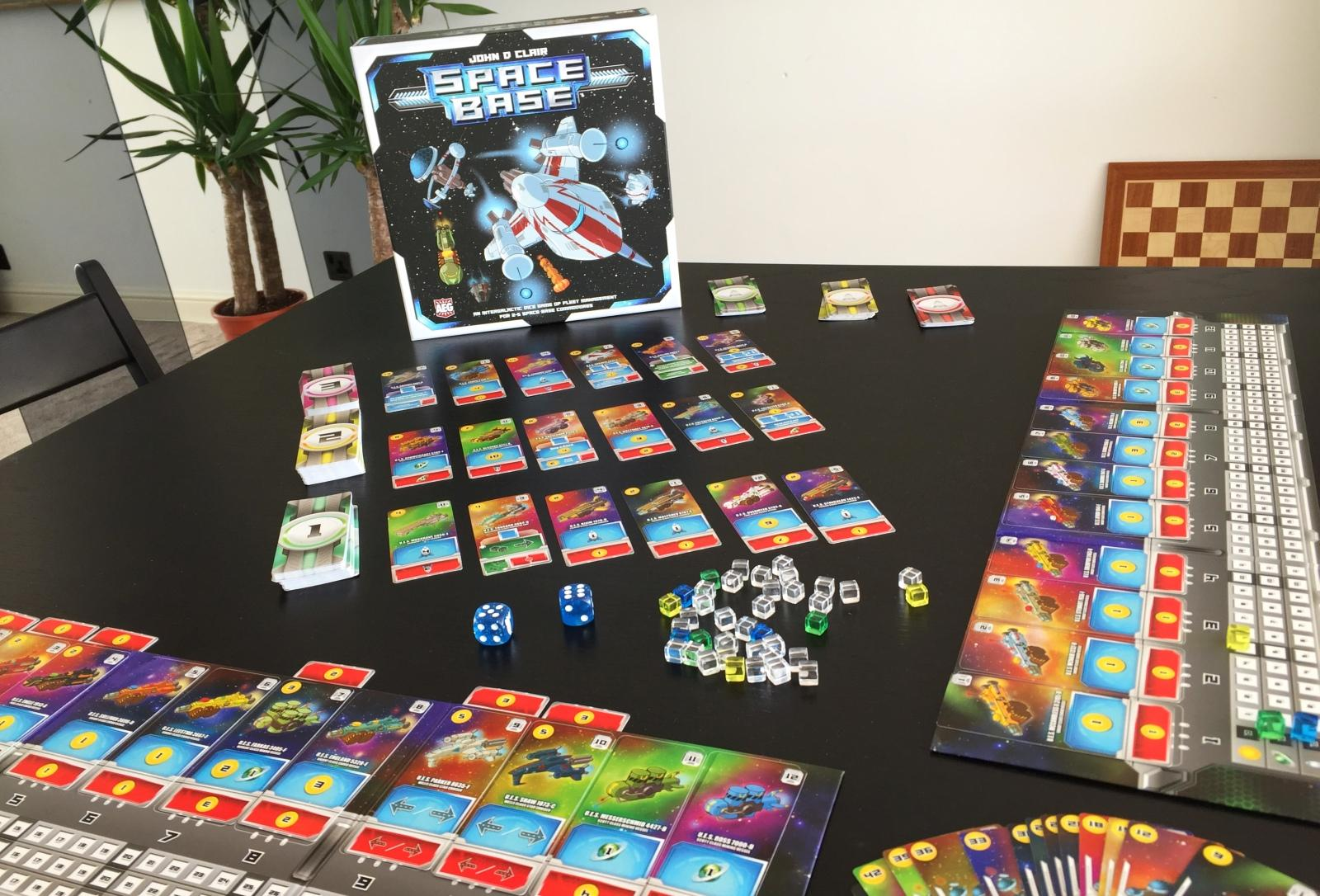 Review: Space Base » Shut Up & Sit Down image