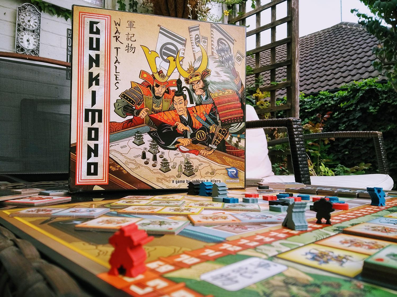 Review: Gunkimono » Shut Up & Sit Down image