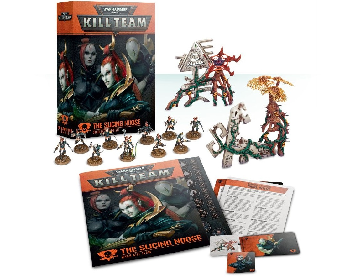 Review – Warhammer 40,000: Kill Team - Shut Up & Sit Down