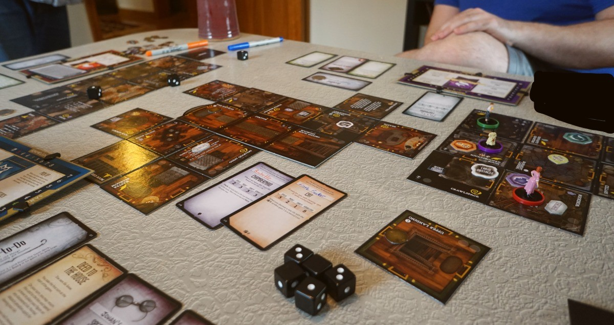 Review: Betrayal Legacy - Shut Up & Sit Down