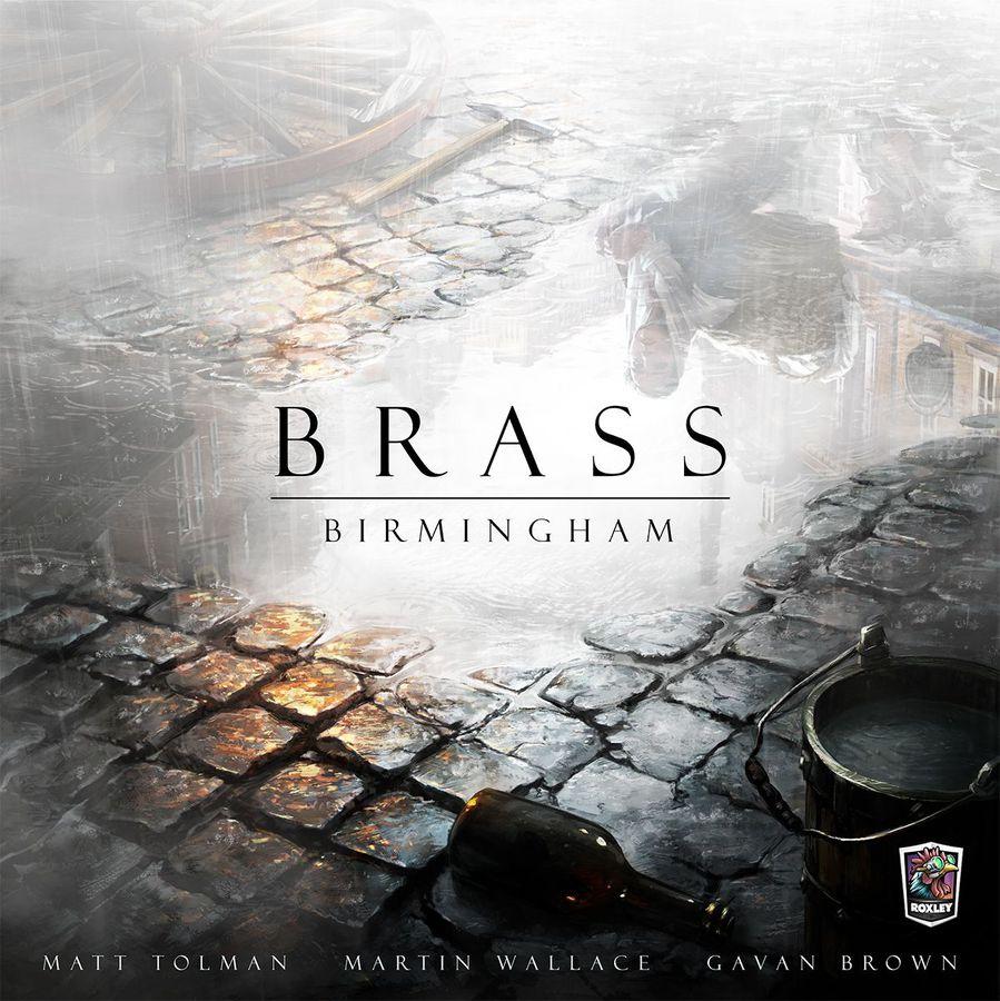 Brass: Birmingham » Shut Up & Sit Down image
