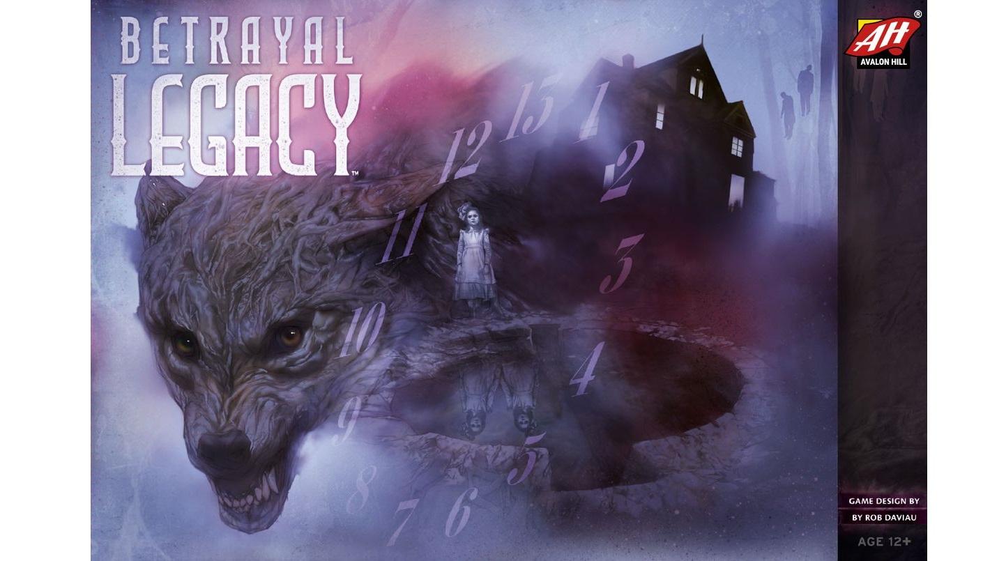 Review: Betrayal Legacy - Shut Up & Sit Down
