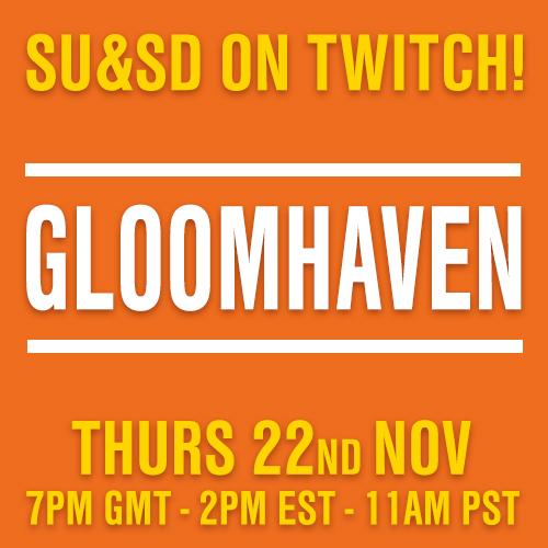 Catch our next Twitch stream!
