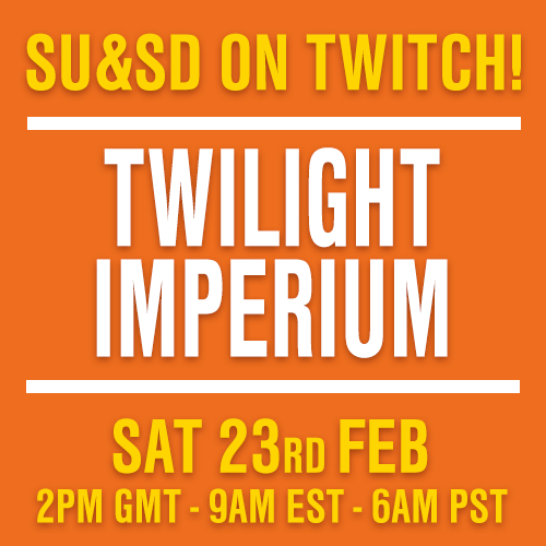 Catch our next Twitch stream!