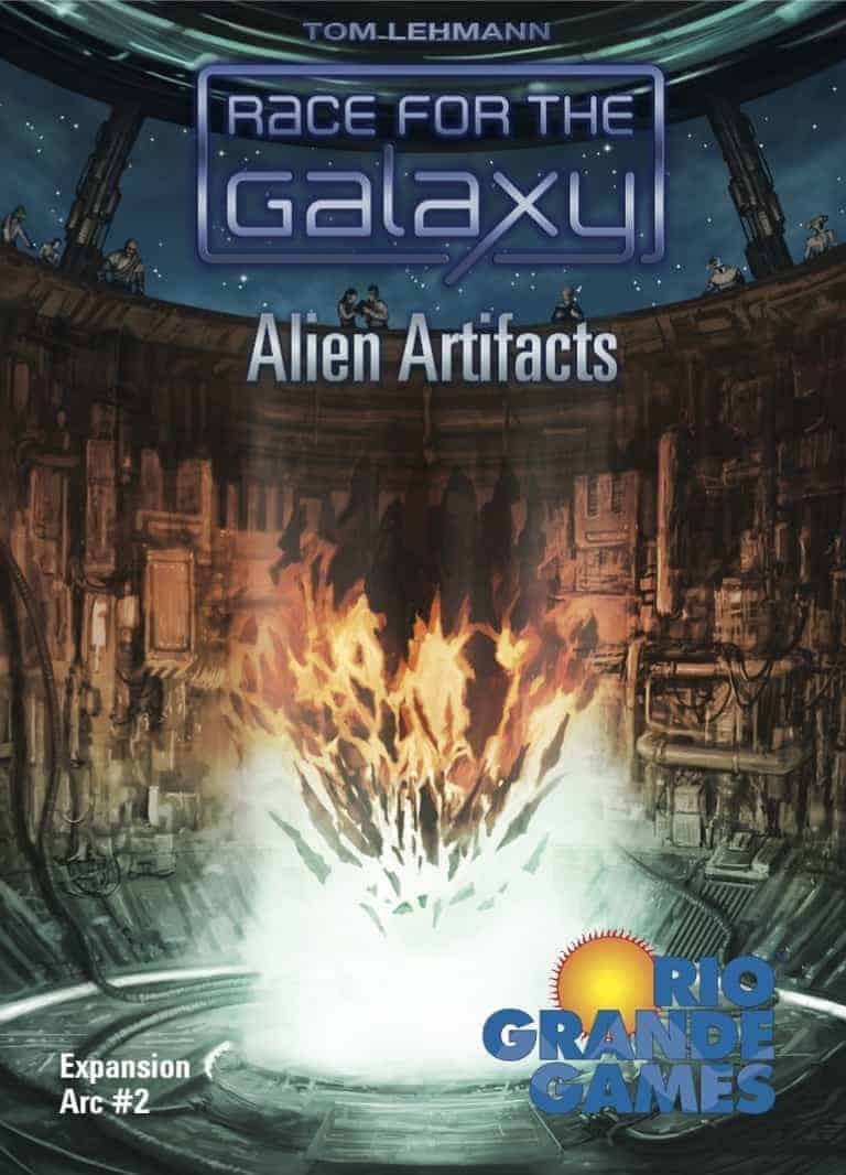 Race for the Galaxy: Alien Artifacts