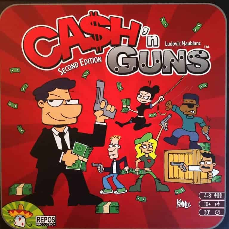 Cash 'n Guns (second edition)