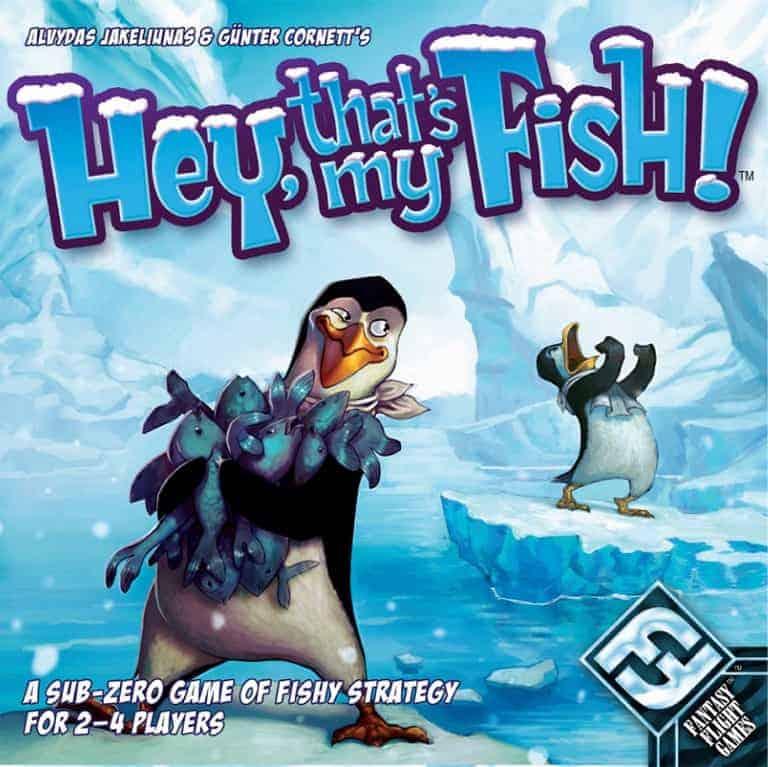 Hey, That's My Fish!