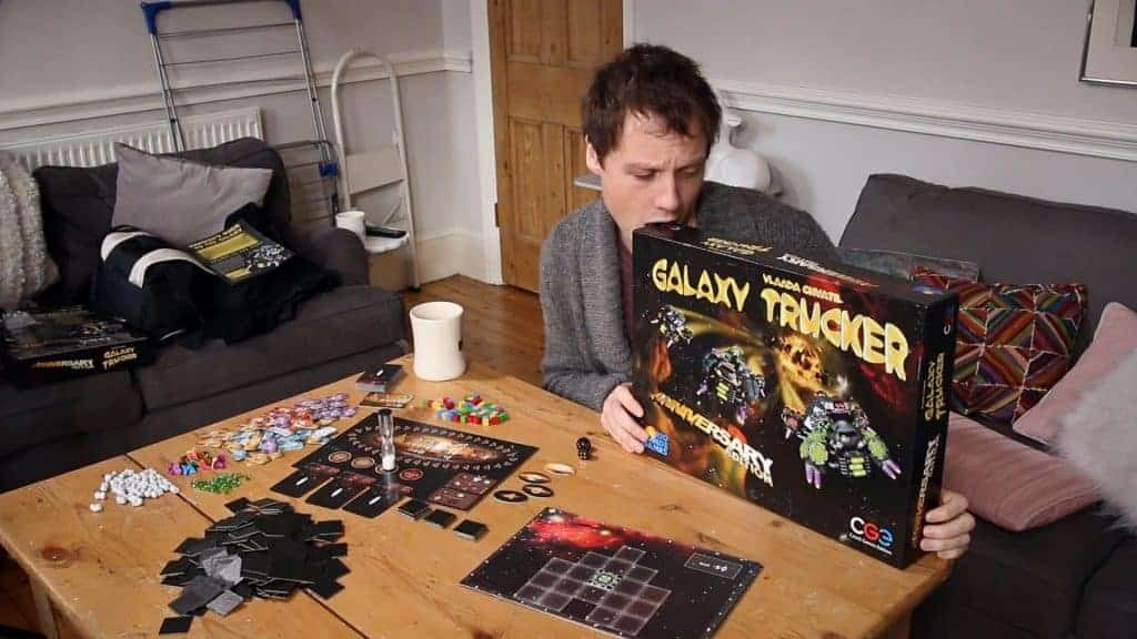 How to Play Galaxy Trucker!