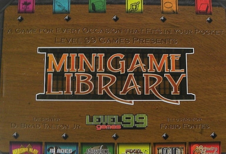 Level 99 Games Minigame Library