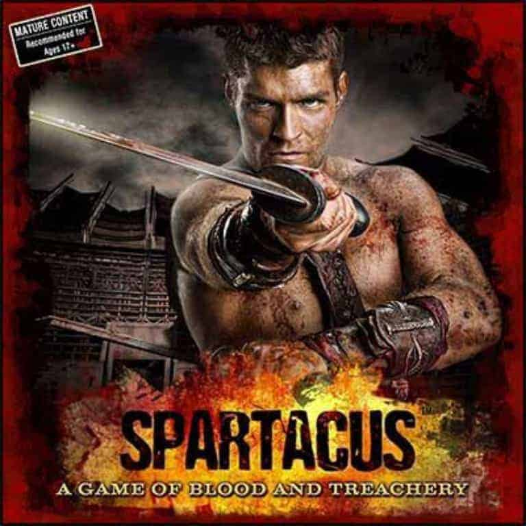 Spartacus: A Game of Blood & Treachery