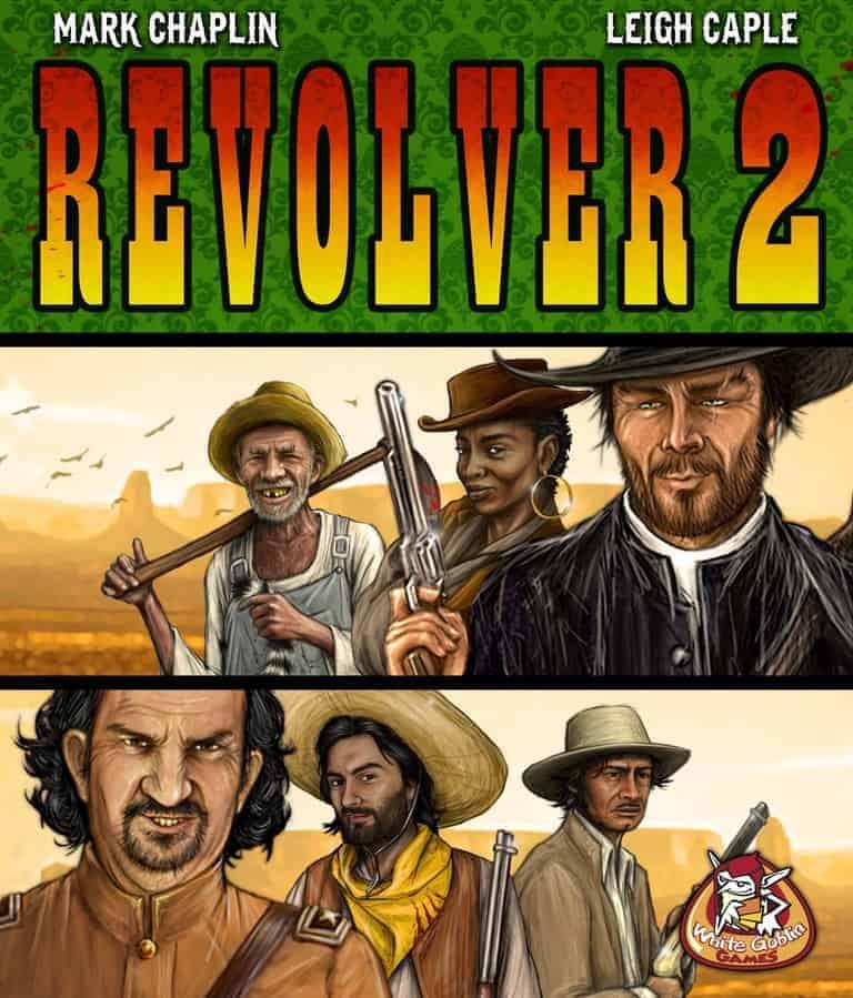 Revolver 2: Last Stand at Malpaso