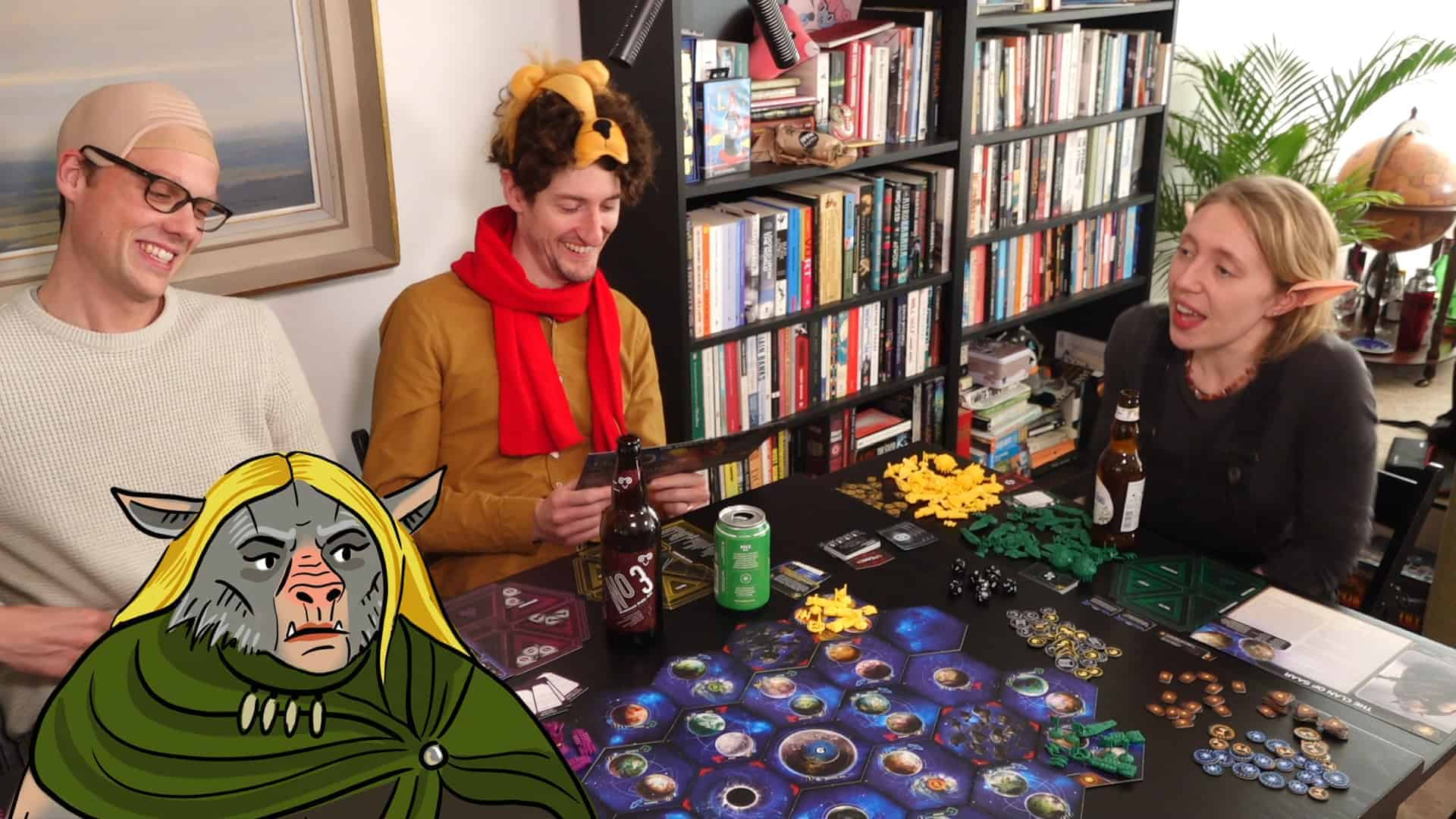Twilight Imperium 4th edition - Shut Up & Sit Down