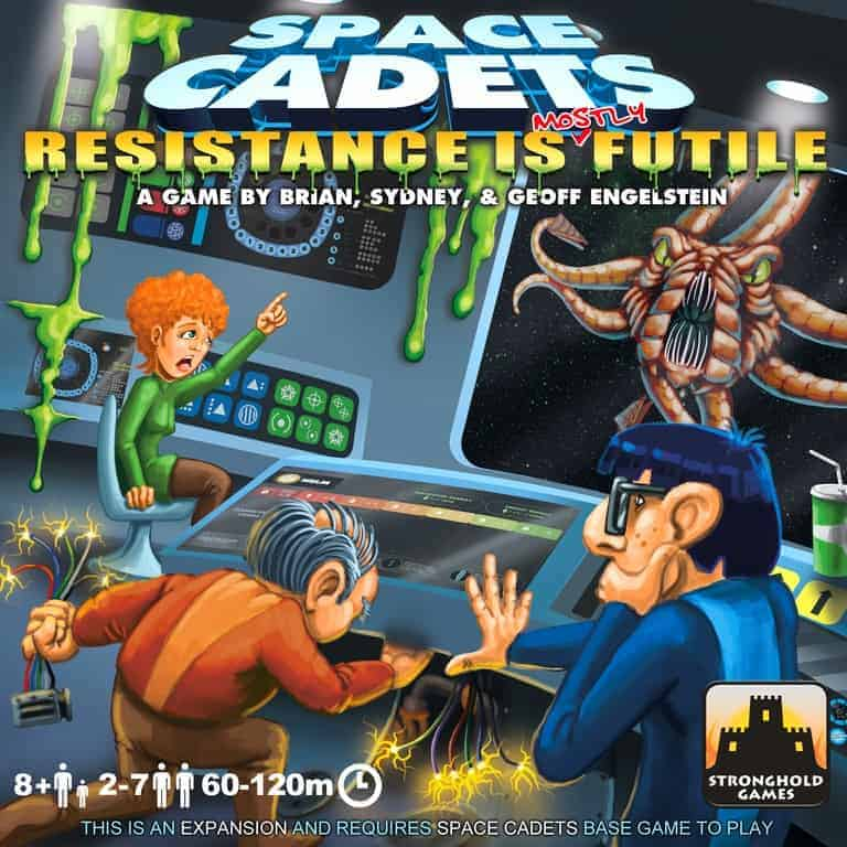 Space Cadets: Resistance is Mostly Futile