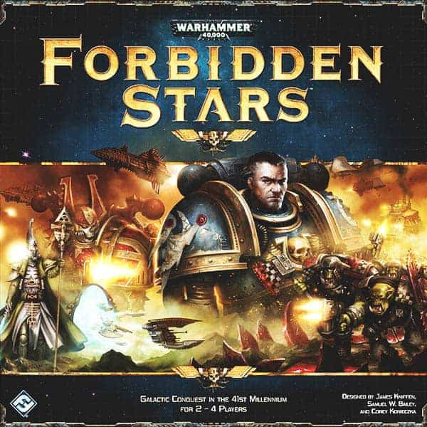 |Forbidden Stars