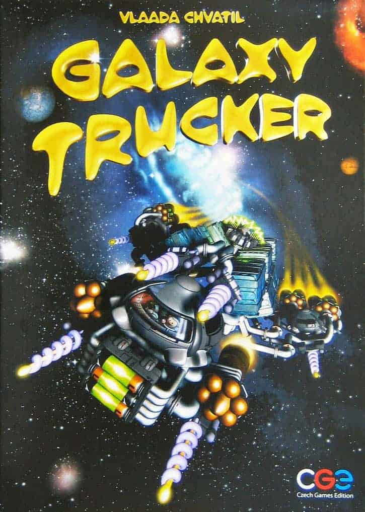 |Galaxy Trucker: Anniversary Edition|