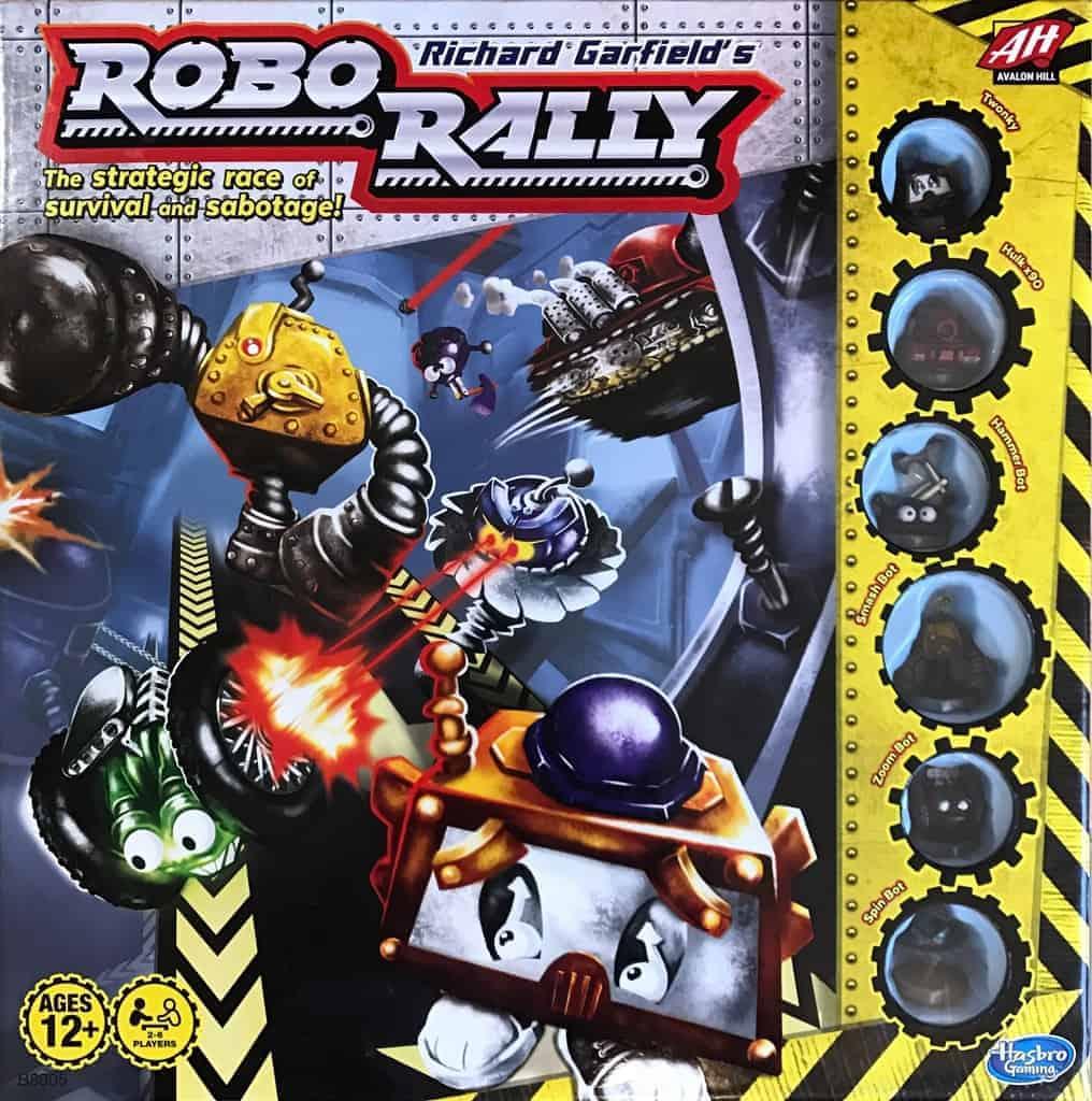 |RoboRally|