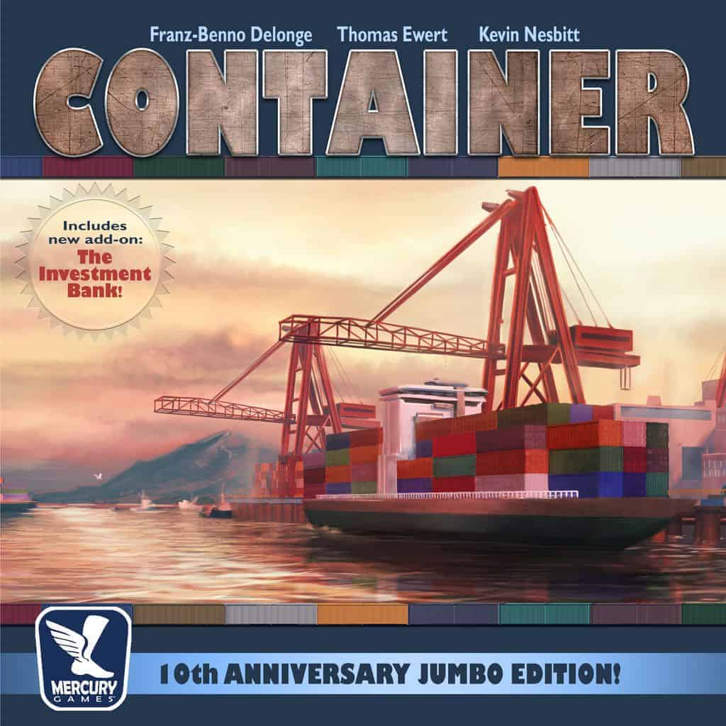 Container - Shut Up & Sit Down