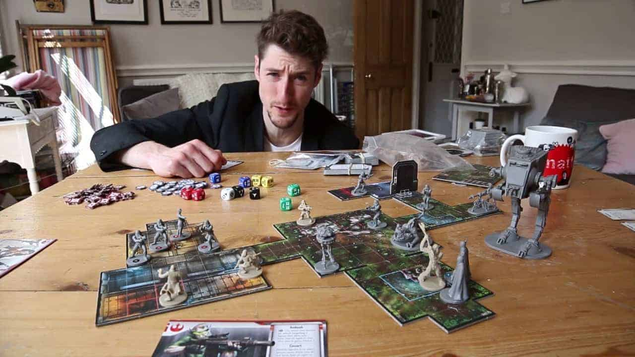 Review: Star Wars: Imperial Assault