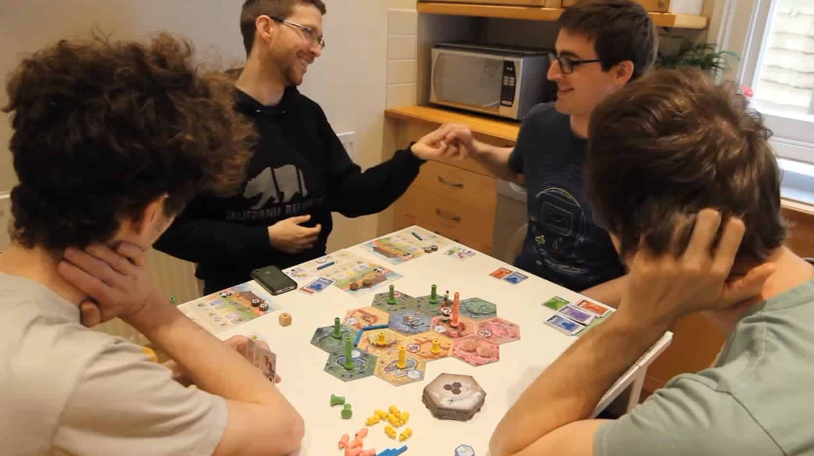 The Opener: Takenoko and a Hot Toddy