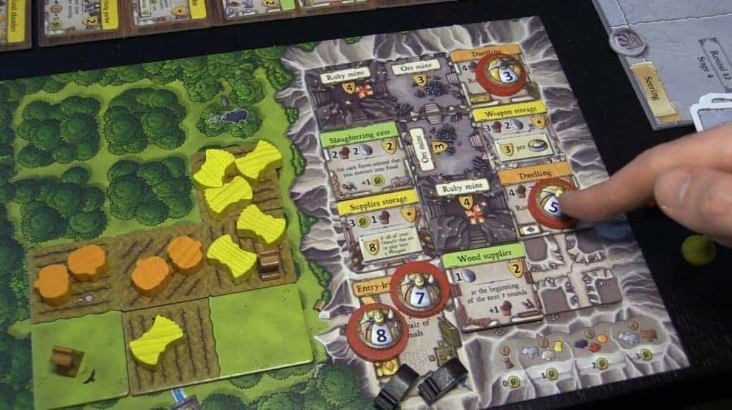Review: Caverna