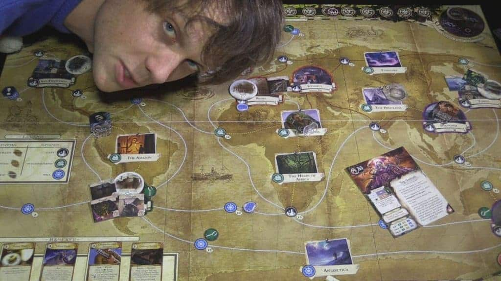 Review: Eldritch Horror