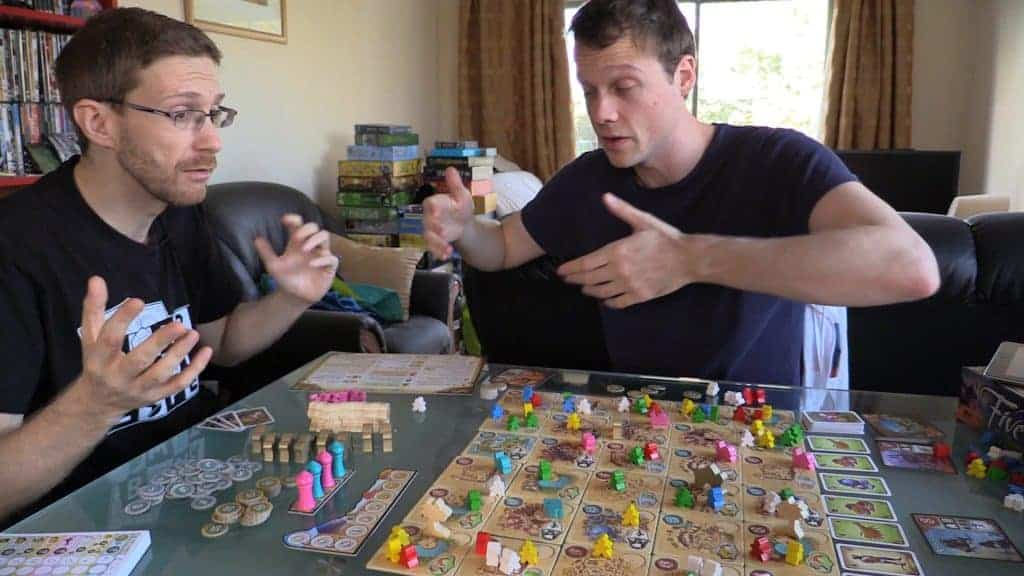 Review: Five Tribes