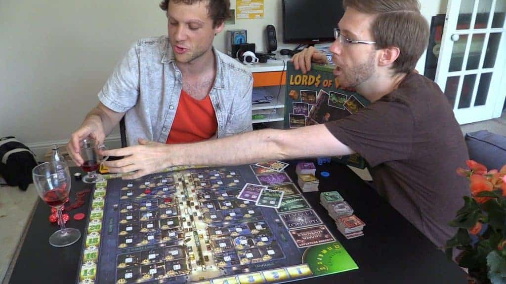 Review: Lords of Vegas