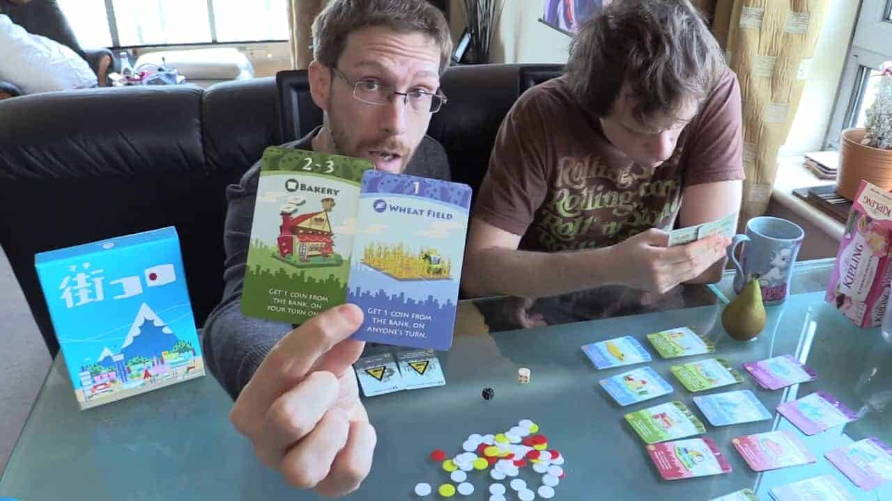 Review(s): Machi Koro Vs. Splendor