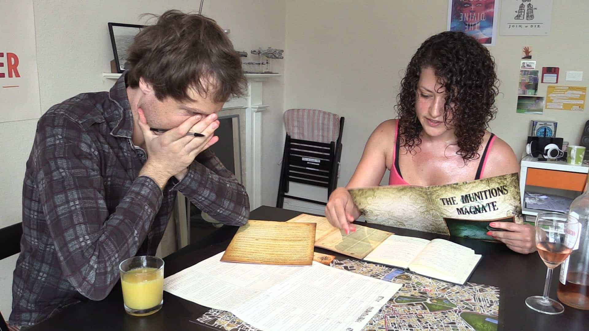 Review: Sherlock Holmes Consulting Detective