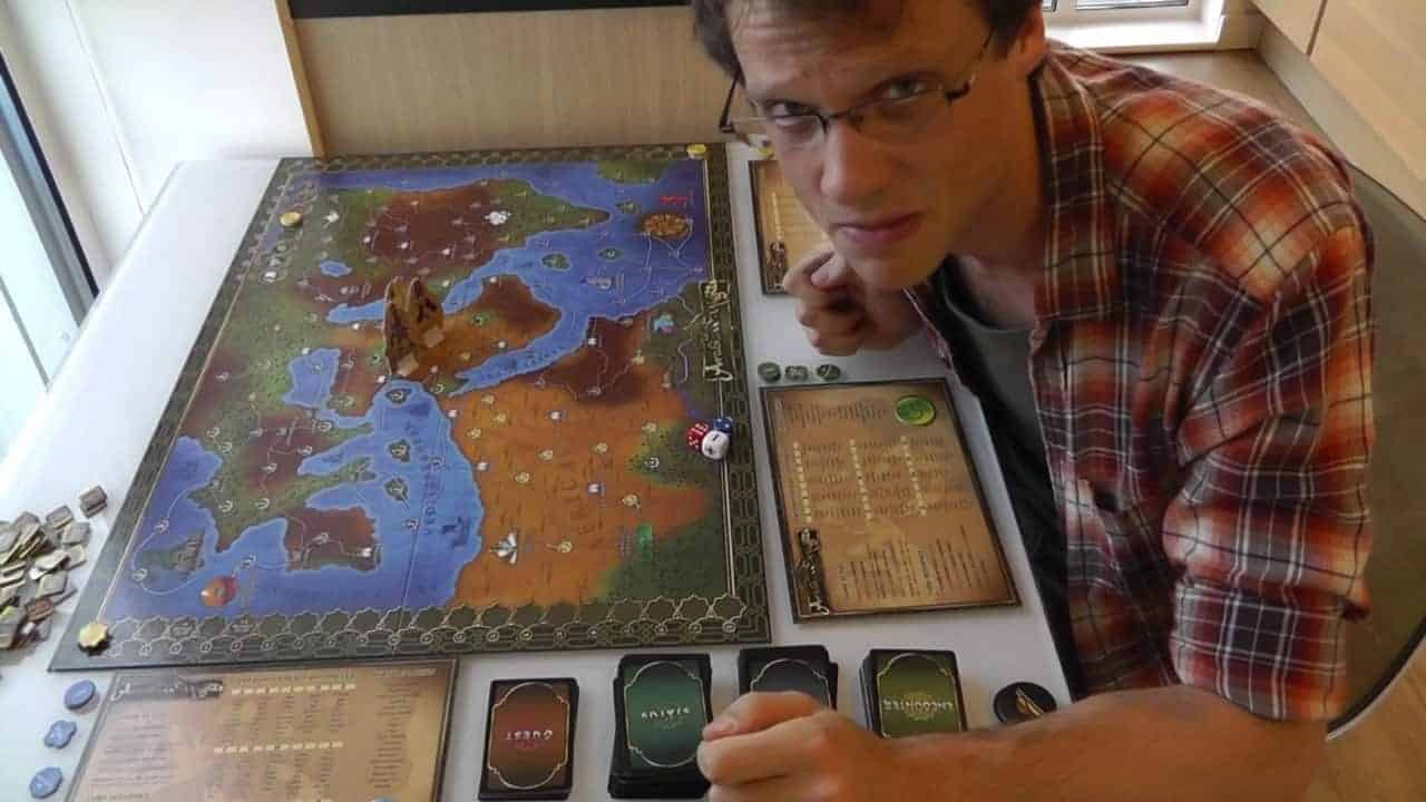 Review: Tales of the Arabian Nights