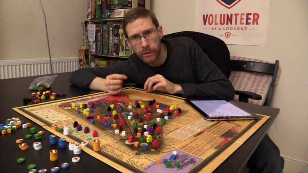 Review: Tammany Hall
