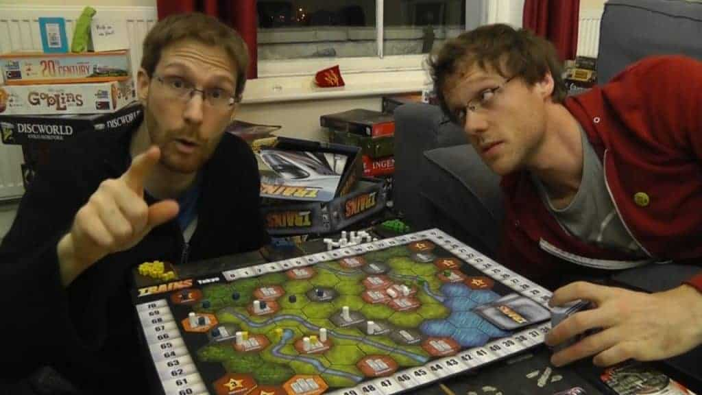 Review: Trains