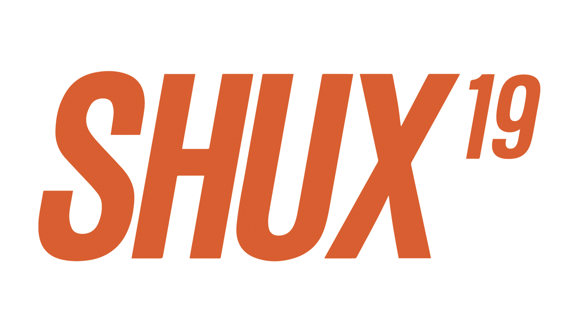 Come to SHUX'19