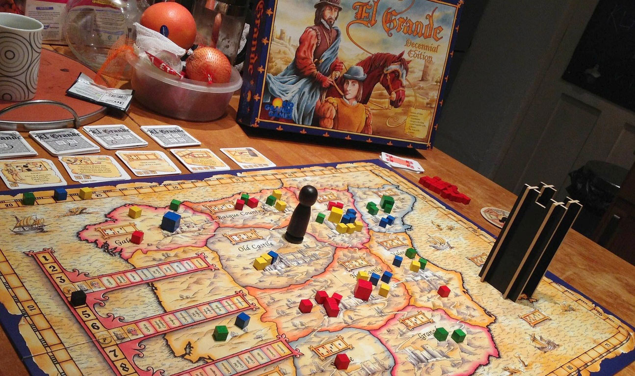 Review: El Grande