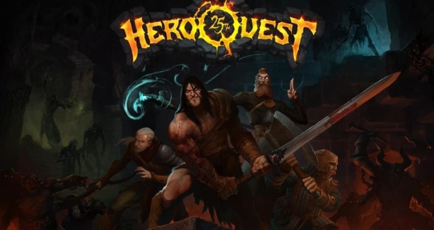 HeroQuest anniversary Kickstarter