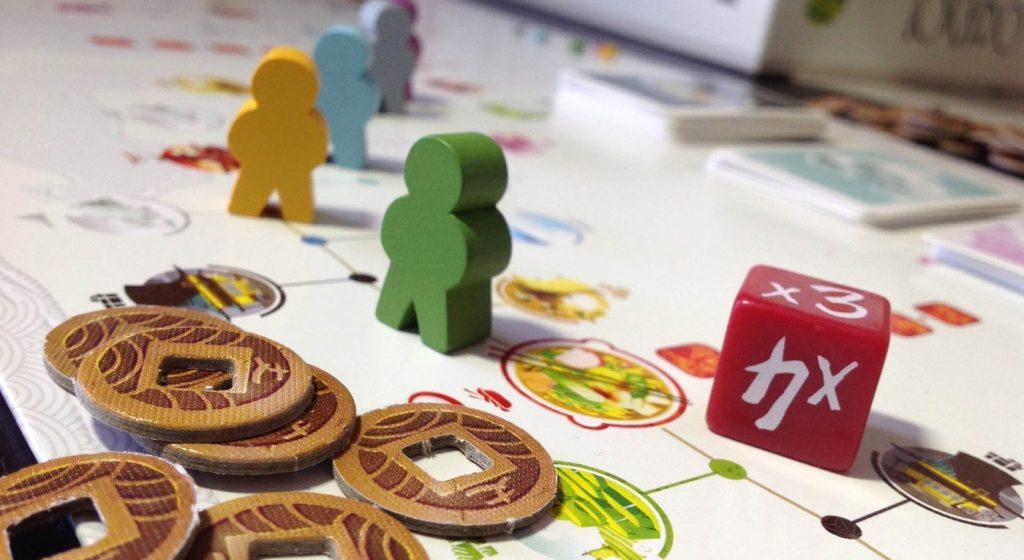 Review: Tokaido: Crossroads