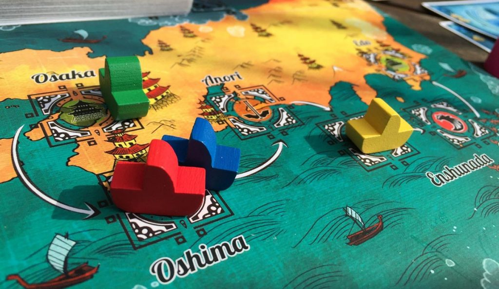 Review: Traders of Osaka
