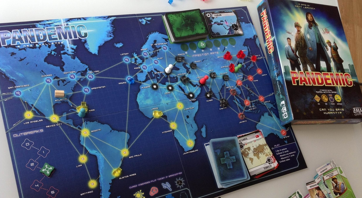 Review: Pandemic