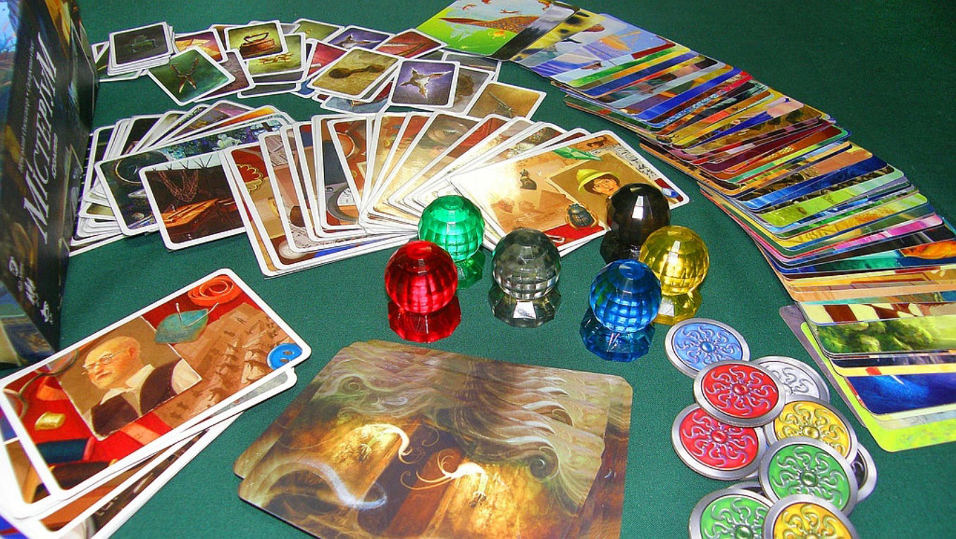 Review: Mysterium