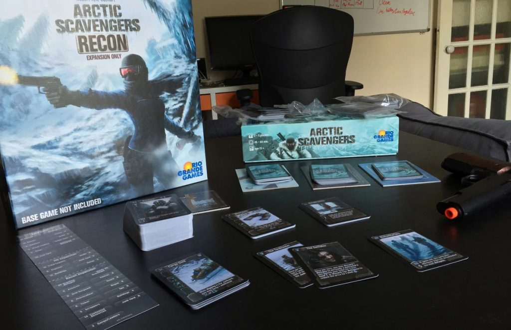 Review: Arctic Scavengers: Recon